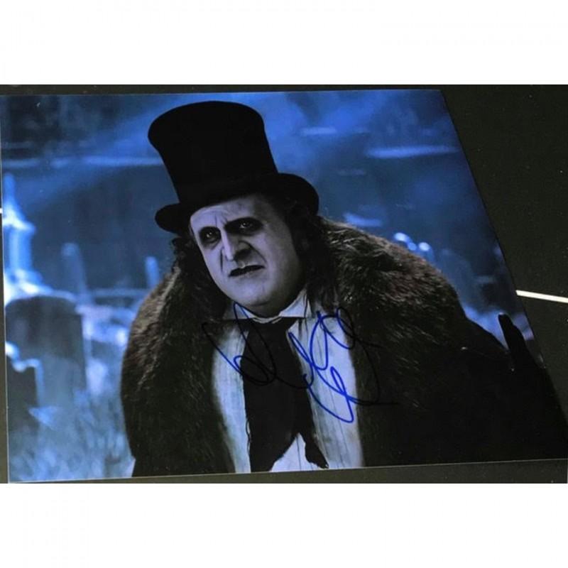 """Danny DeVito """"The Penguin"""" Hand Signed 11""""x14"""" Photo"""