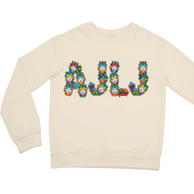 Limited Edition Au Jour Le Jour Sweatshirt