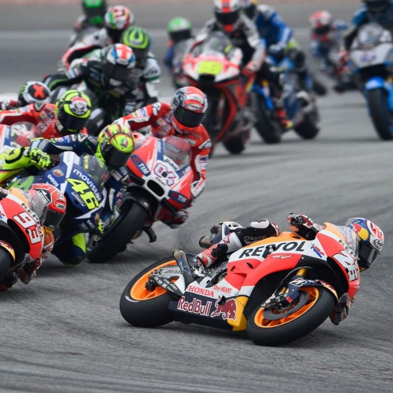 Enjoy the 2019 Spielberg MotoGP from VIP Village Seats + Paddock Pass