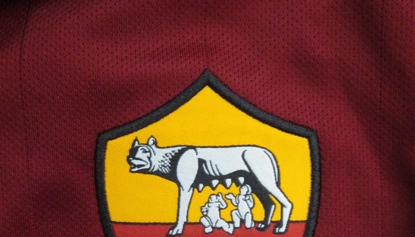 Pjanic match worn shirt, Juventus-Roma Serie A 2014/2015