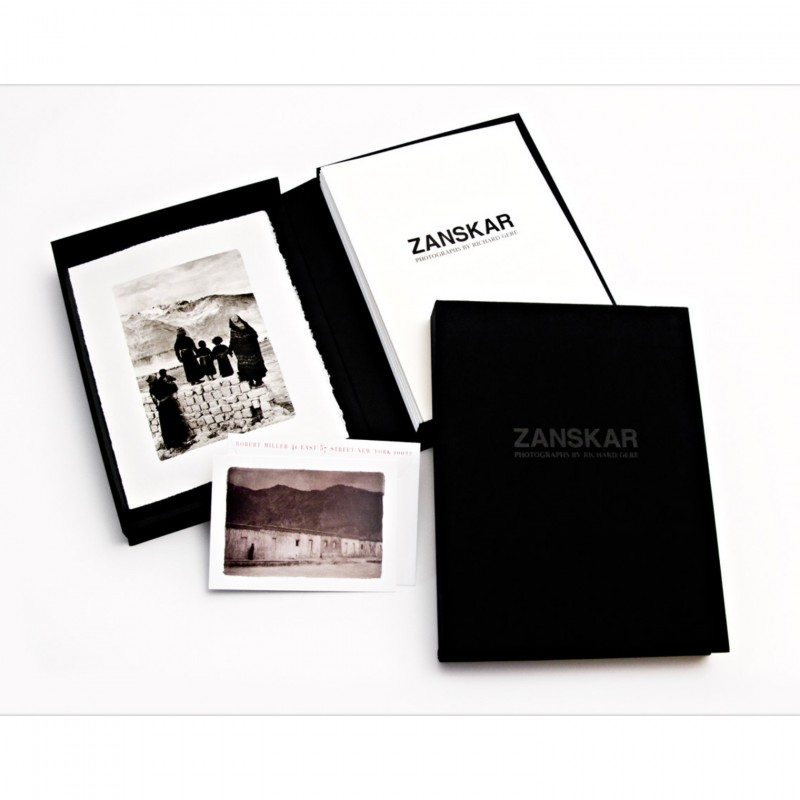 """Zanskar"" - Photographic Book by Richard Gere"