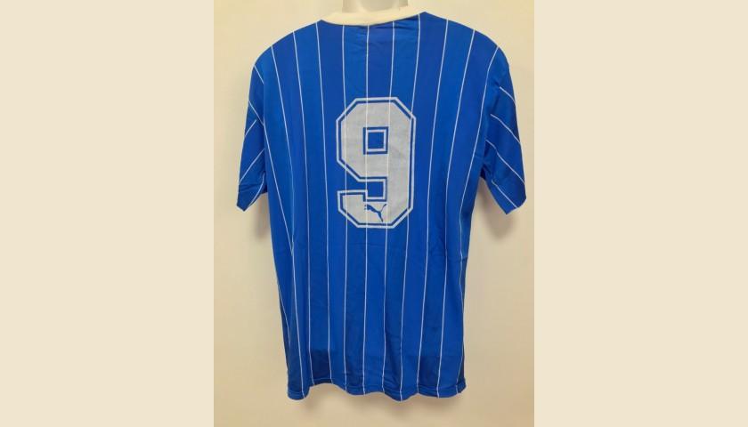 Greece Worn Shirt, 1986/87 - Cropped Sleeves