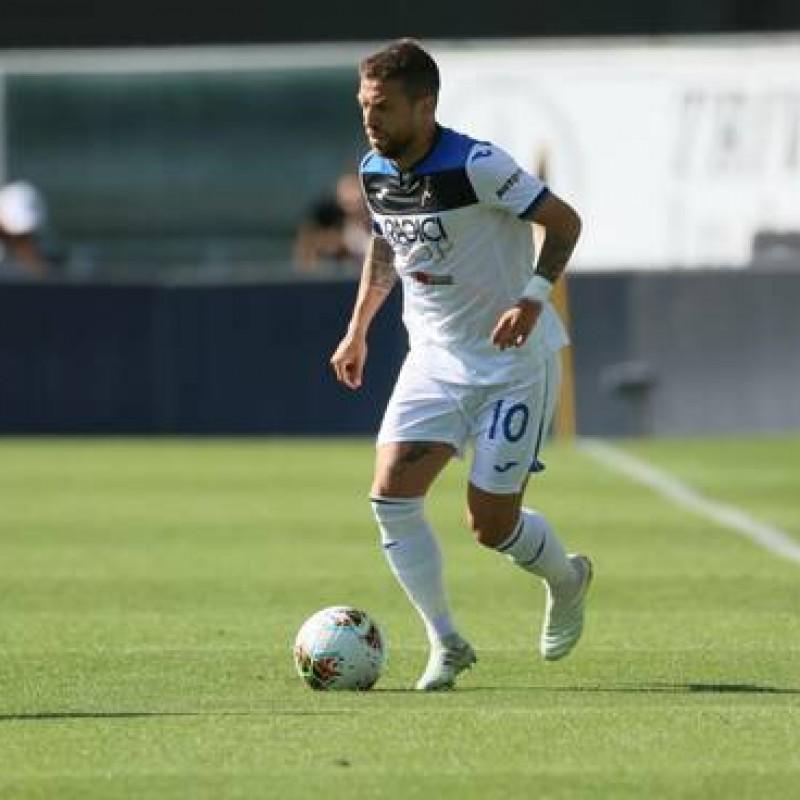 Gomez's Match-Issued Shirt, Hellas Verona-Atalanta 2020