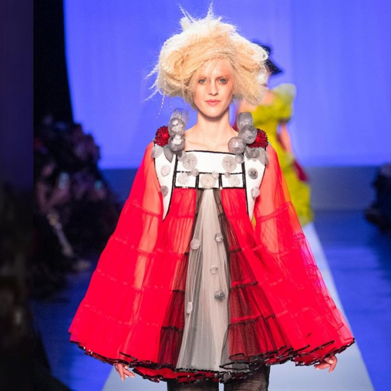 Attend the Jean Paul Gaultier Haute Couture Fashion Show in Paris