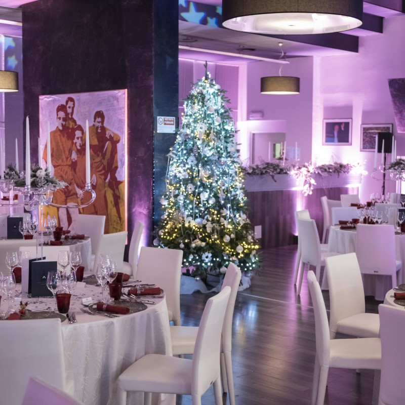 Attend the Udinese First Team Christmas Dinner
