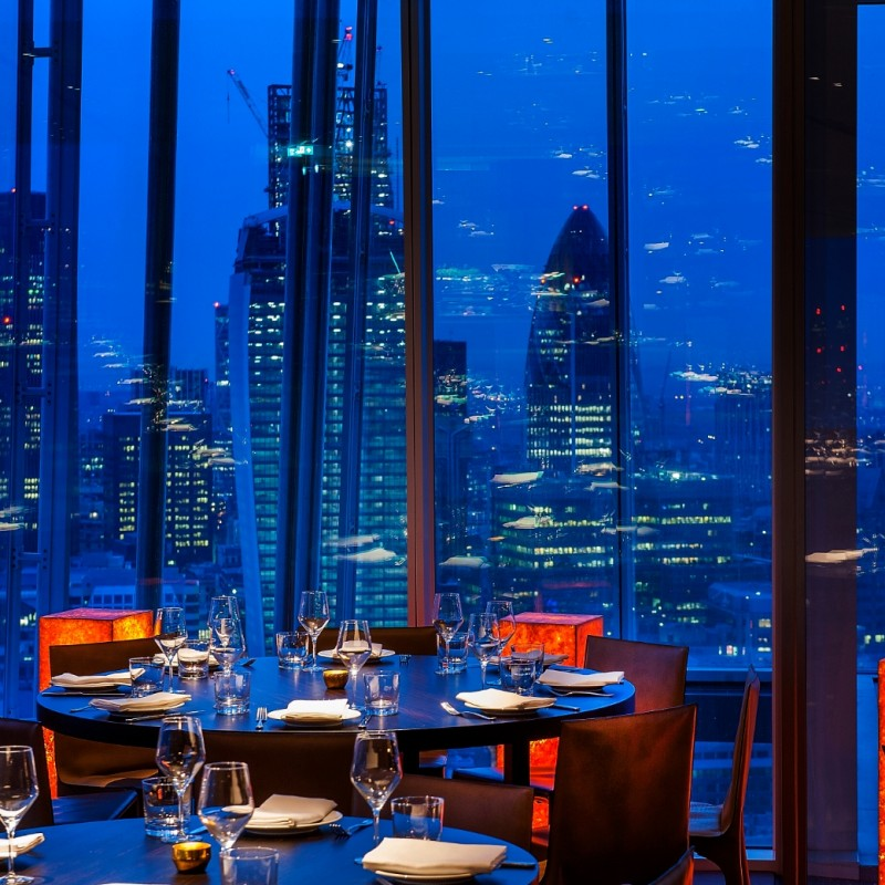 44 - Dining Experience for Four at Oblix
