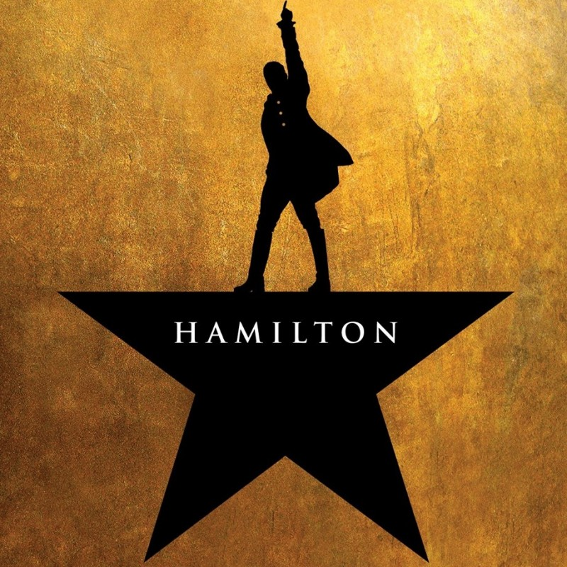"Two Tickets to See ""Hamilton"" on Broadway"