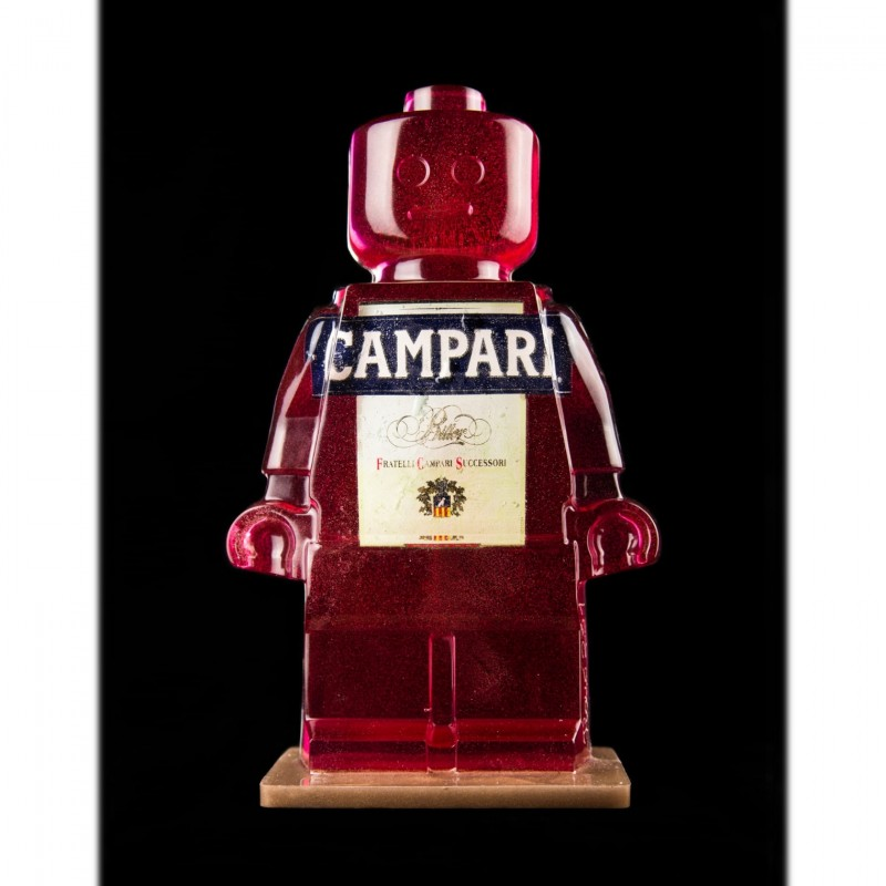 """Alter Ego Campari 231"" - Print by Alessandro Piano"