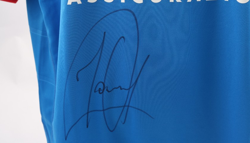 Allan's Official FIR Signed Shirt, 2018/19