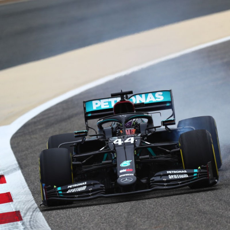 2 Paddock Club Passes for the Italian Formula 1 Grand Prix