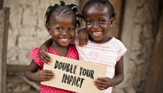 Double the funds you raise with CharityStars and AidCoin