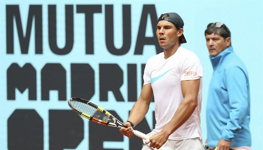 Attend the 2020 Mutua Madrid Open in May