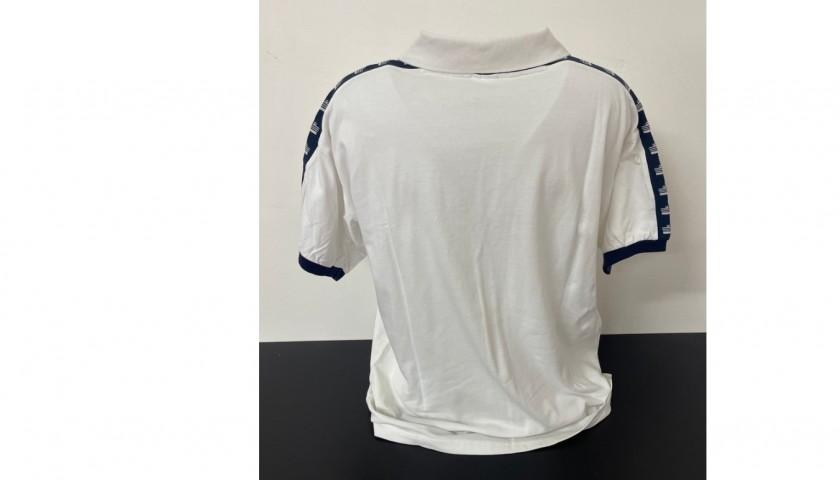 Tottenham Retro Shirt - Signed by Ginola