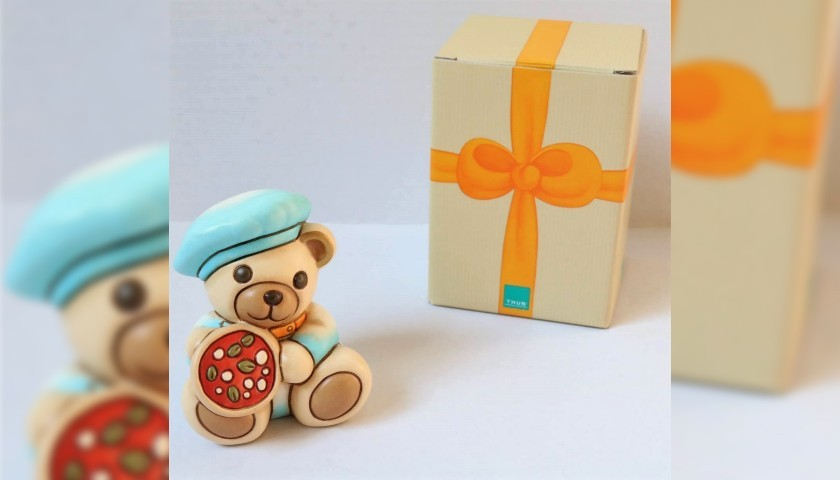 Teddy Napoli Limited Edition 5 By Thun Charitystars