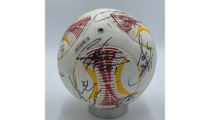 Match-Ball EL 2012/13 - Signed by Inter
