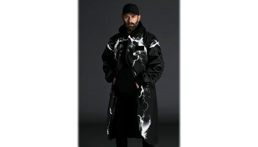 """Marcelo Burlon """"Telgo"""" Coat"""