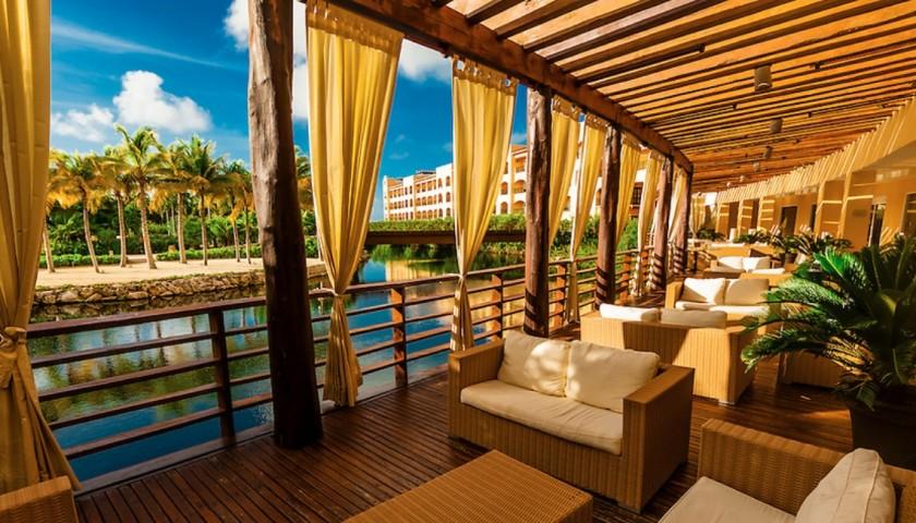 4-Night stay in the Mayan Riviera at Hacienda Tres Rios