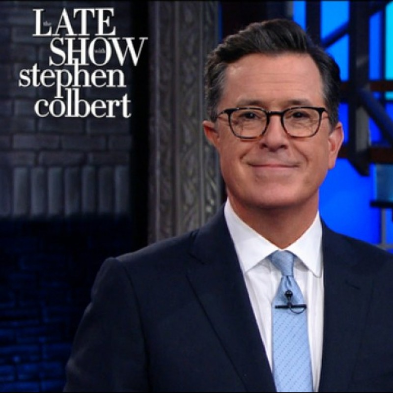The Late Show with Stephen Colbert, Plus Hotel and Airfare