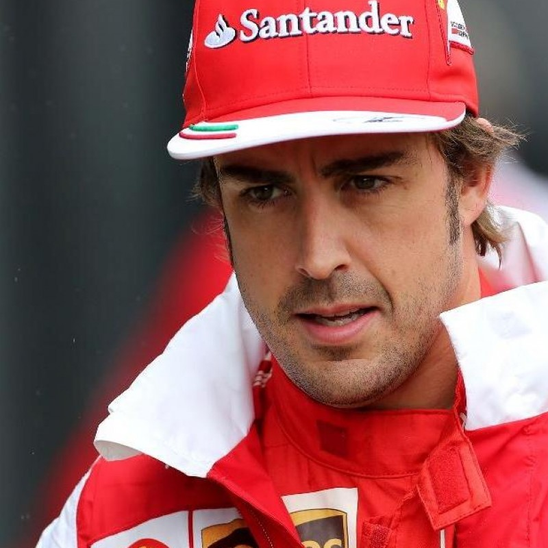 Fernando Alonso Original 2014 Ferrari Personal Cap, NOT FOR SALE edition