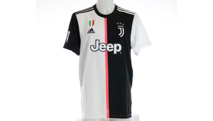 Pjanic's Official Juventus 2019/20 Signed Shirt