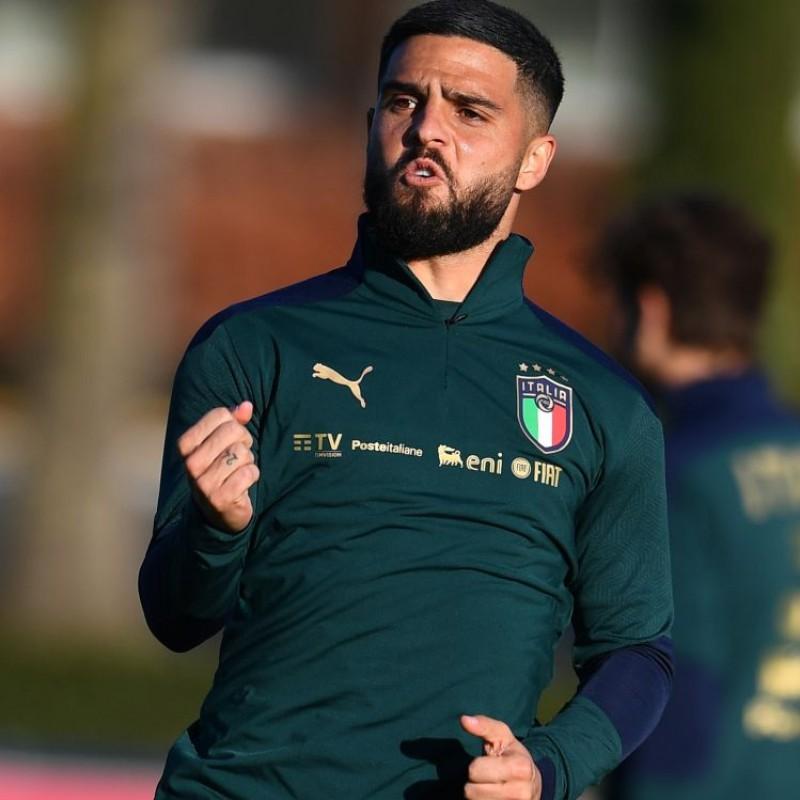Italy Football Training Sweatshirt, 2021 Season