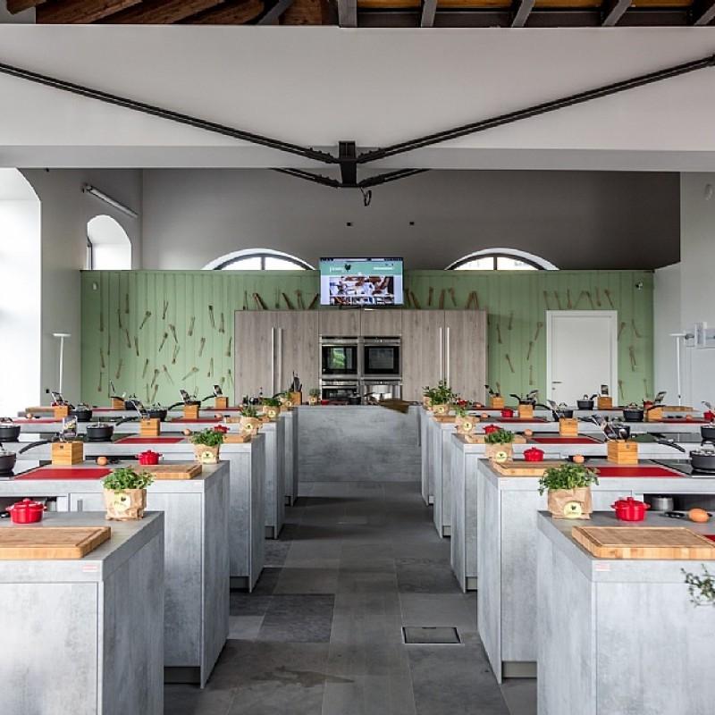 Corso di cucina Farm65 per 2 persone
