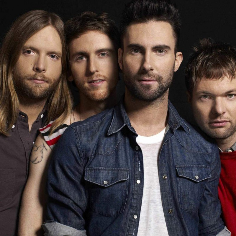 4 Tickets to a Maroon 5 Concert
