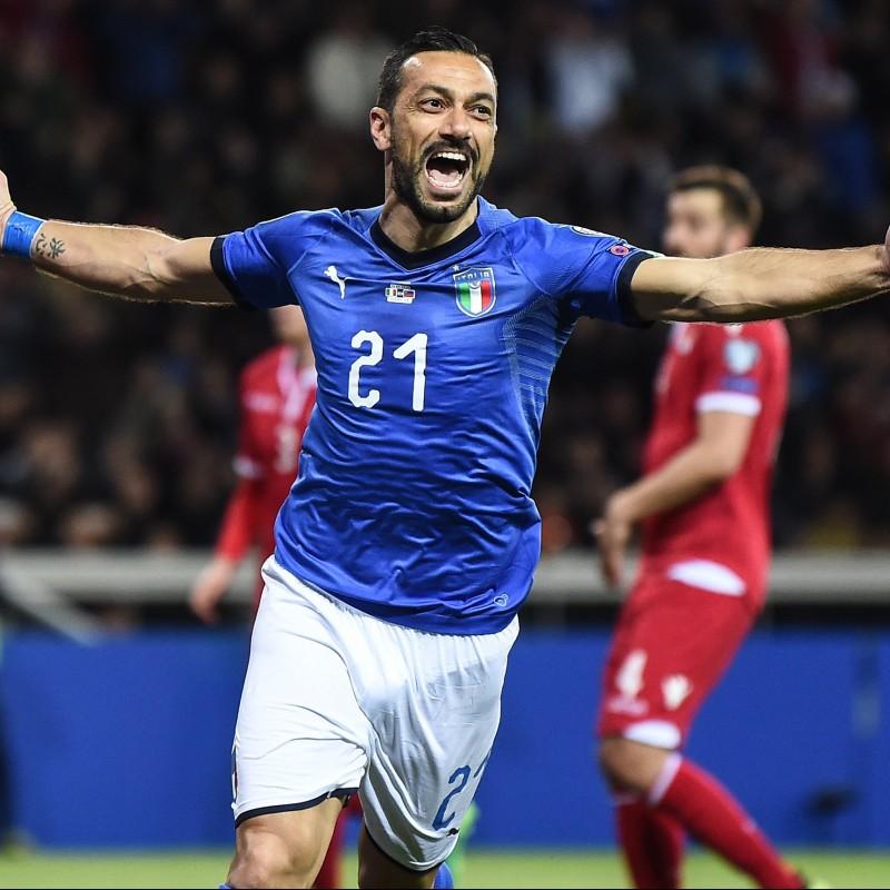 Enjoy the Italy-Bosnia–Herzegovina Match from the Tribuna d'Onore + Stadium Tour