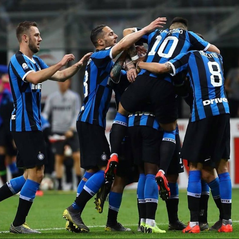 Enjoy an Inter Match + Tour of the San Siro Stadium