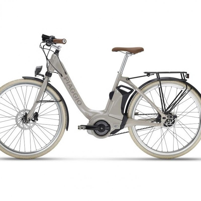 Exclusive Piaggio Comfort Plus Unisex Wi-Bike