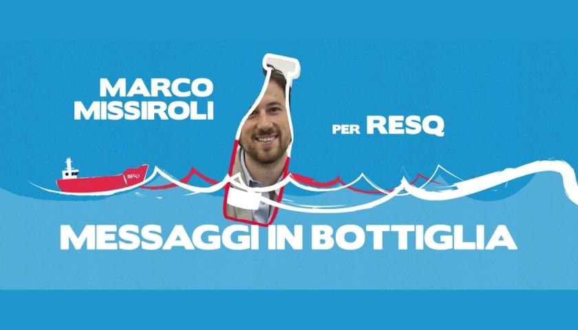 Marco Missiroli: Message in a Bottle