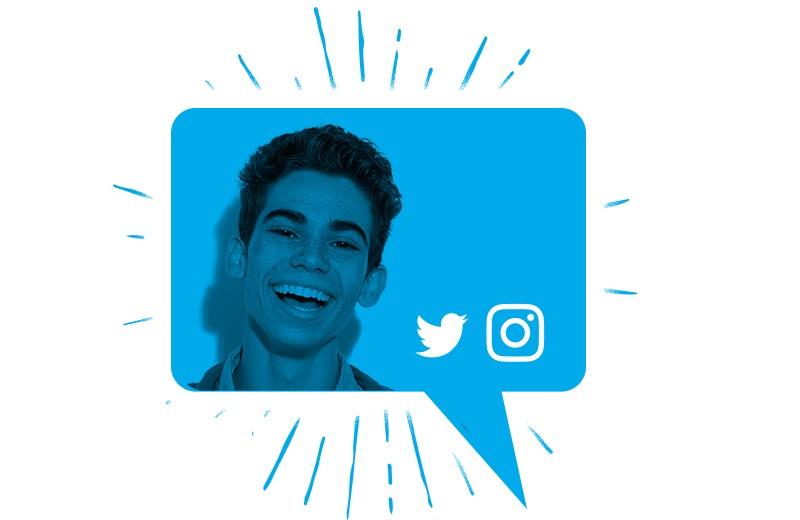 Social Media Shoutout