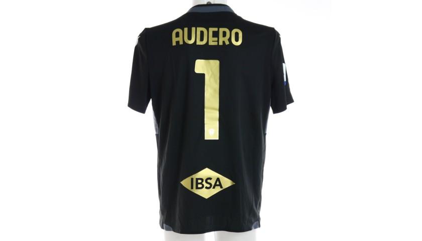 Audero's Worn Kit, Sampdoria-Milan 2020, SPECIAL 120 Years Andrea Doria
