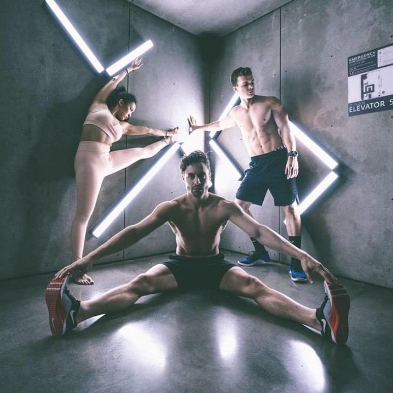 Fitness Package Including a 1-Year Membership to Equinox