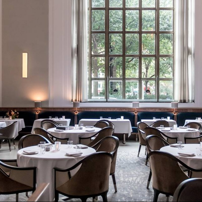 Dinner for 2 at Eleven Madison Park in NYC