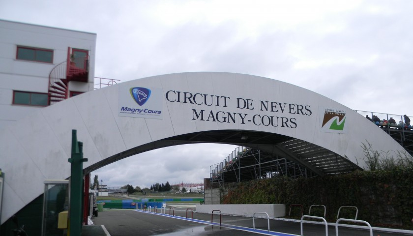 3-day Paddock Pass for SBK in Magny-Cours, France
