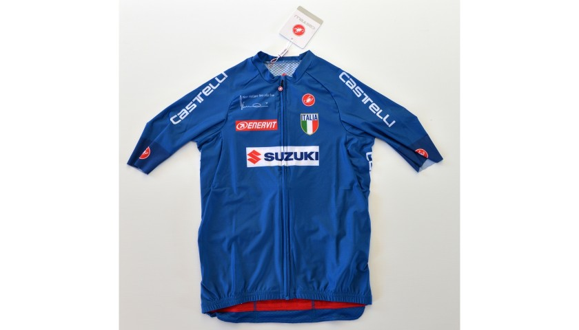 Italy National Cycling Jersey - Tribute to Felice Gimondi