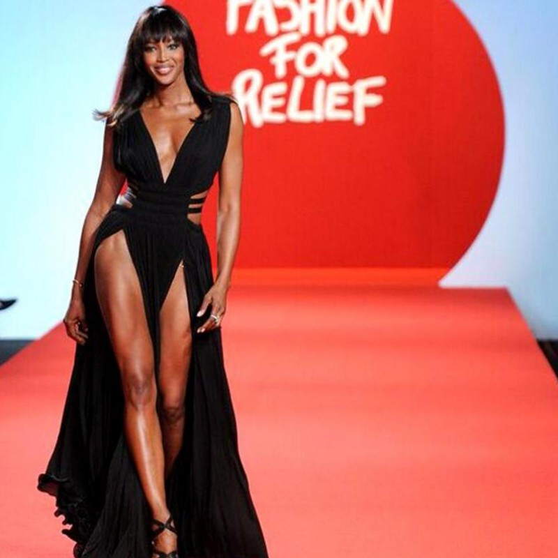 Attend Naomi Campbell's Event in Cannes - Supporter Group Tables