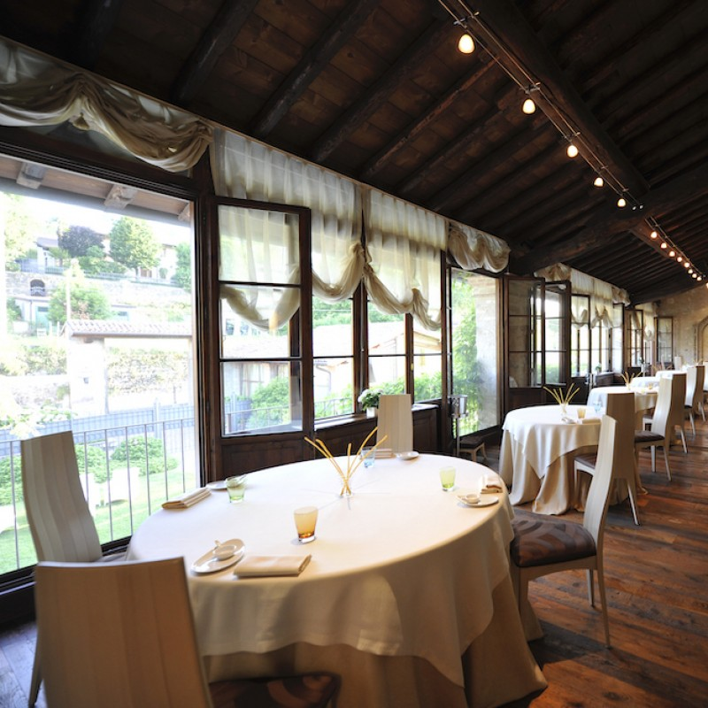 Gourmet Experience for 2 at Ristorante Due Colombe, Northern Italy