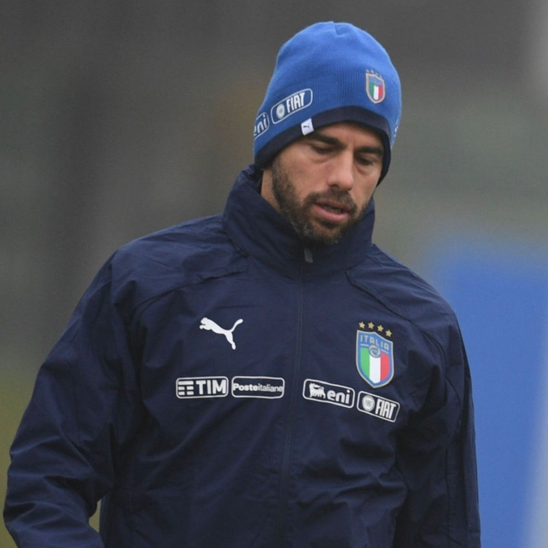 Italy National Training Storm-Fit Jacket, 2018 Season