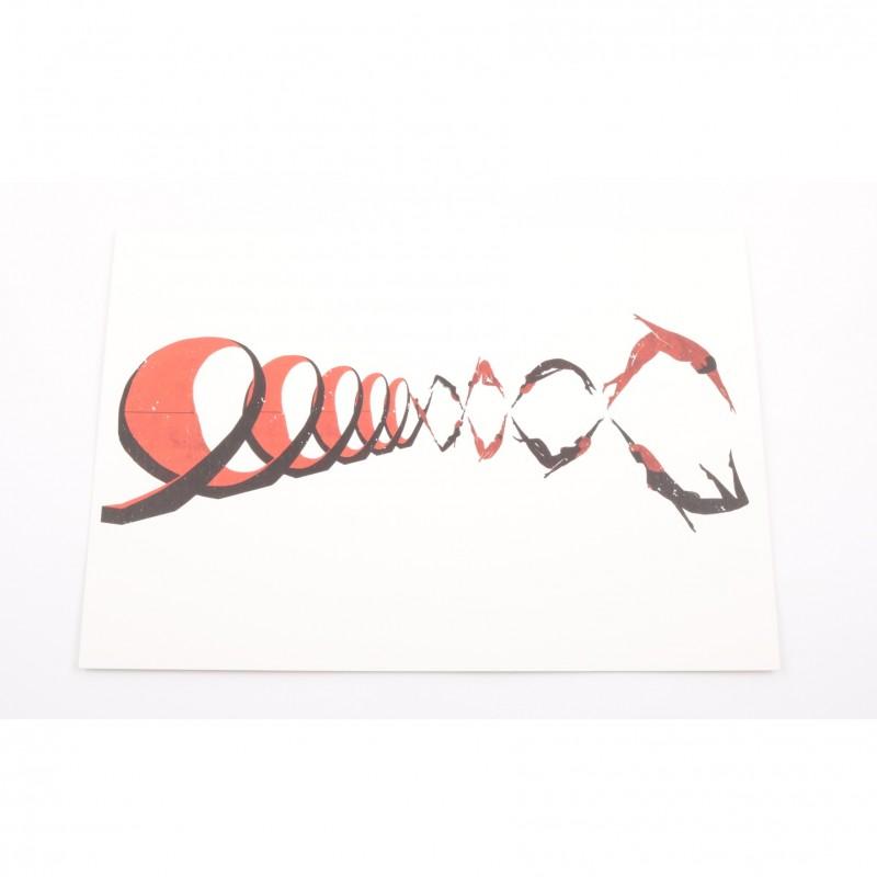 """Opera """"A New DNA"""" realizzata da Fabio Novembre"""