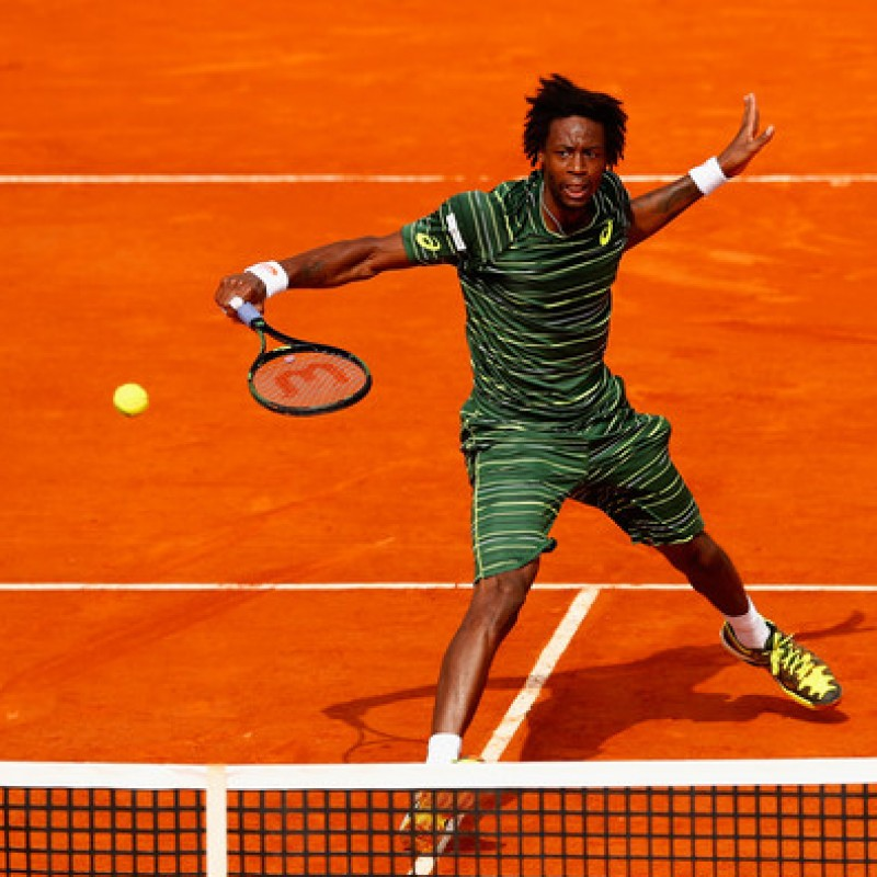 Enjoy 1st Round Qualifications of ATP  Monte Carlo Rolex Masters from the Players Gallery