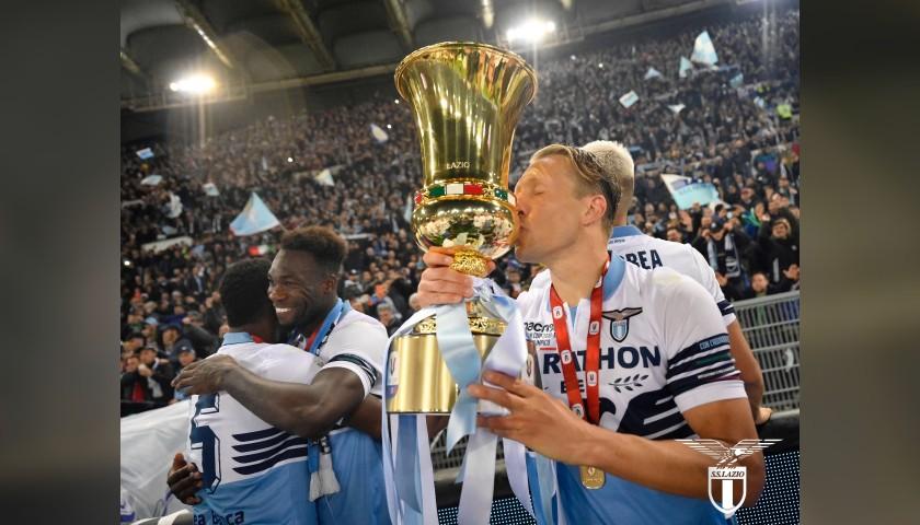 Lucas' Match Shirt, Atalanta-Lazio, TIM Cup 2019 Final