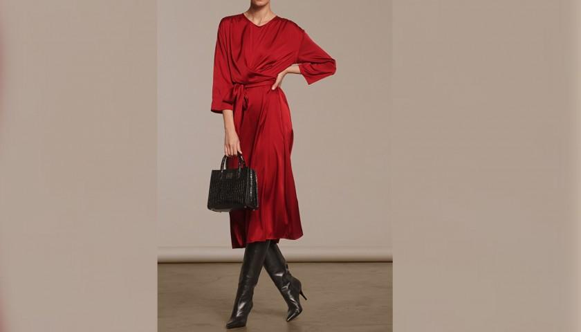 Abito Kimono rosso by L'Autre Chose