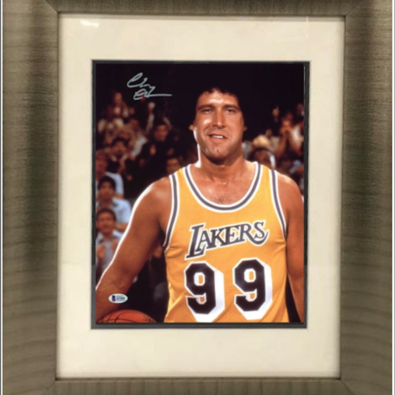 Fletch Photo Signed by Chevy Chase