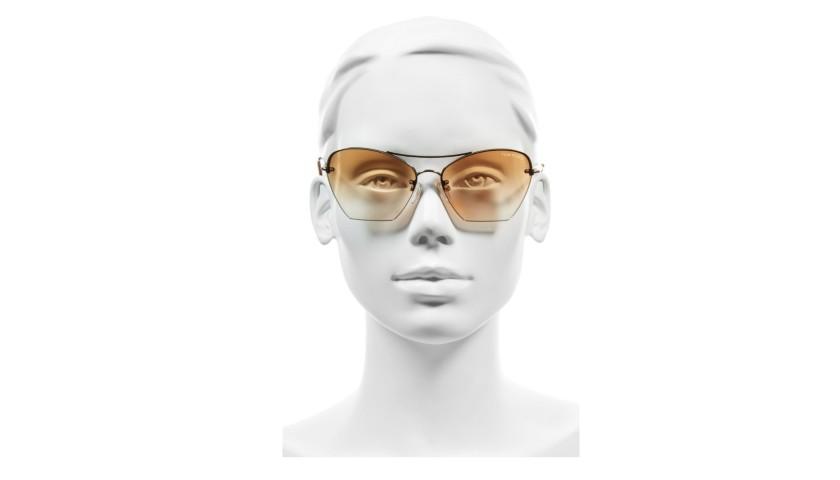 Tom Ford Annabel 58mm Cat Eye Sunglasses