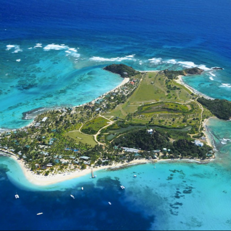 Palm Island Resort & Spa Private Island Getaway in Saint Vincent and the Grenadines