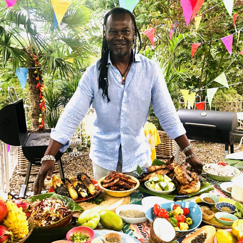Win a Video Call With Levi Roots