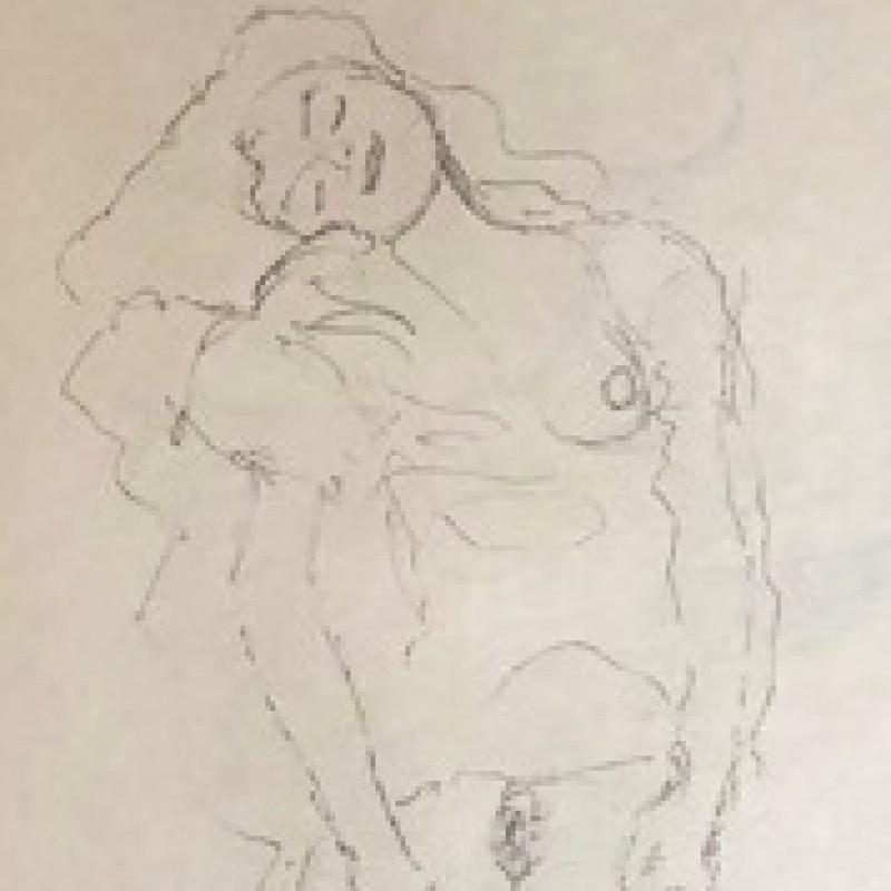 """""""Wie Ein Traum"""" by Gustav Klimt"""