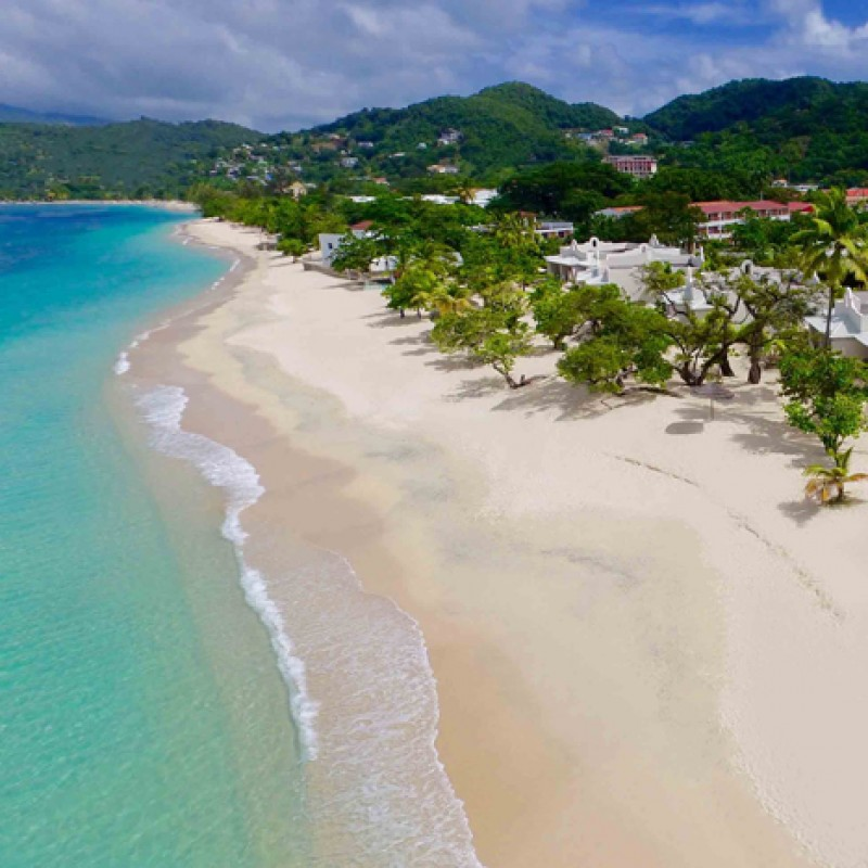 Enjoy 4 All-Inclusive Nights at Spice Island Beach Resort in Grenada with Airfare